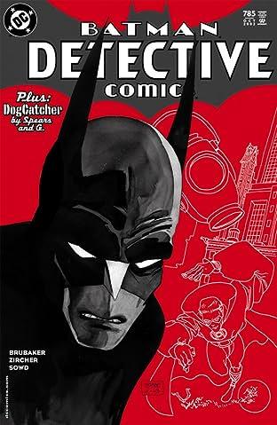 Detective Comics (1937-2011) #785