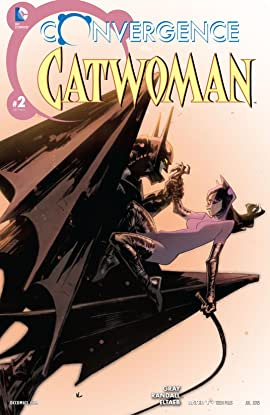 Convergence: Catwoman (2015) #2
