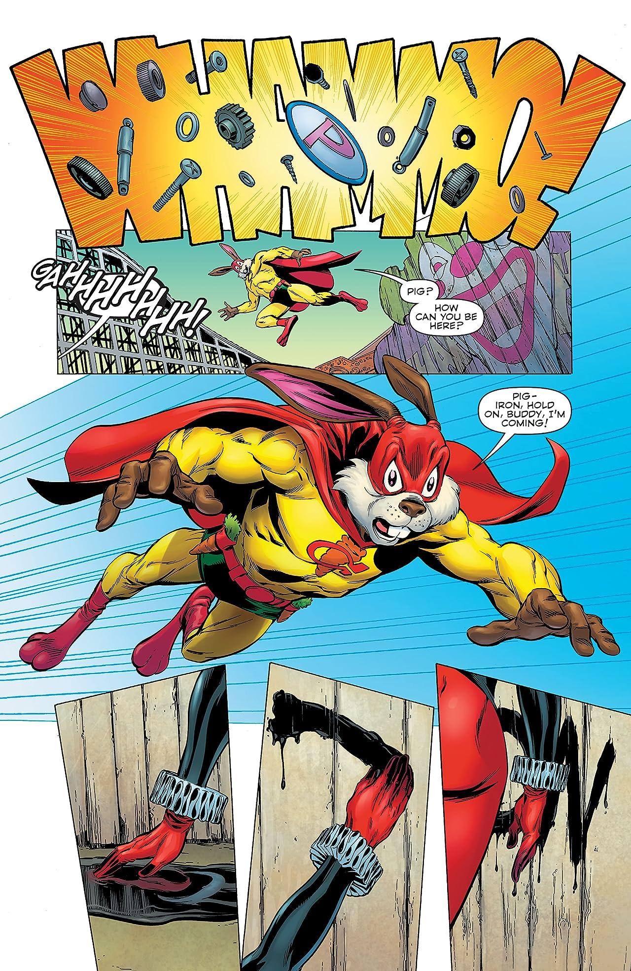 Convergence: Harley Quinn (2015) #2