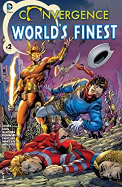 Convergence: World's Finest (2015) No.2