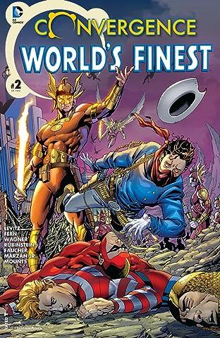 Convergence: World's Finest (2015) #2
