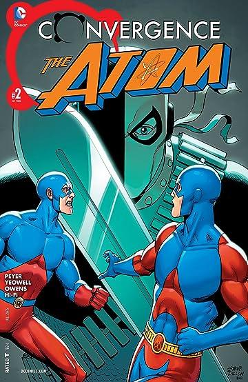 Convergence: The Atom (2015) #2