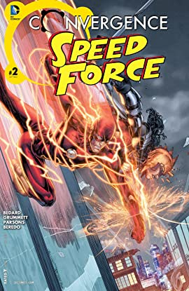 Convergence: Speed Force (2015) #2