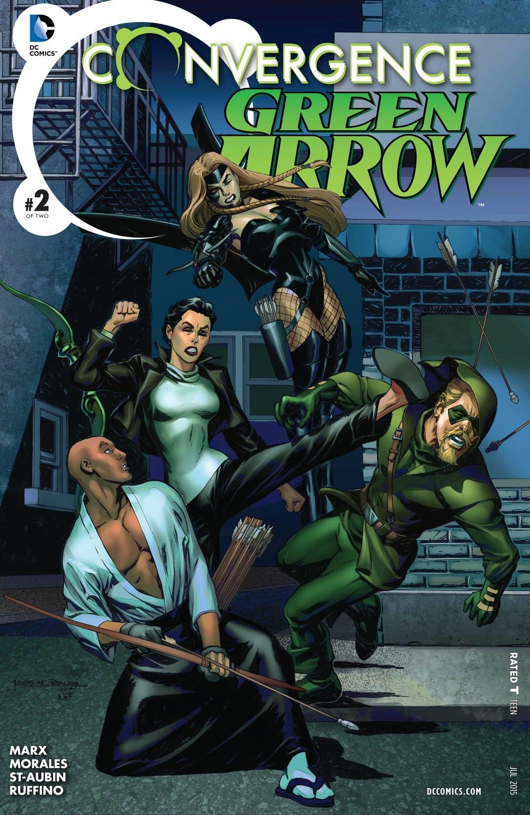 Convergence: Green Arrow (2015) #2