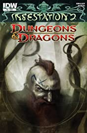 Infestation 2: Dungeons & Dragons #2 (of 2)