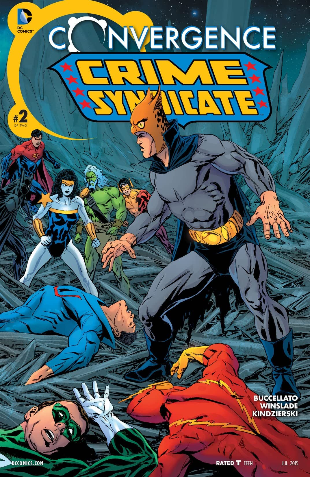 Convergence: Crime Syndicate (2015) #2
