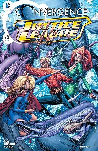 Convergence: Justice League (2015) #2