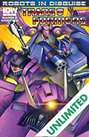 Transformers: Robots In Disguise (2011-2016) #2