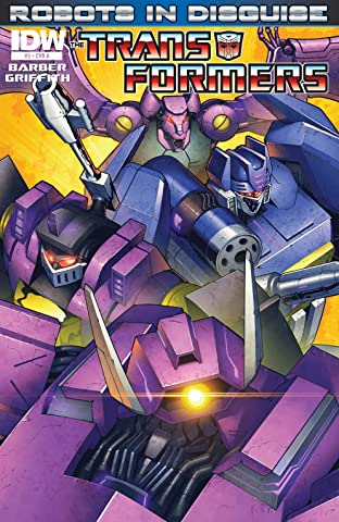 Transformers: Robots In Disguise (2011-2016) No.2