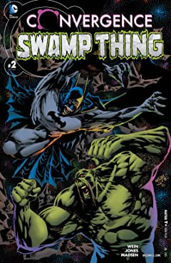 Convergence: Swamp Thing (2015) #2