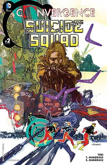 Convergence: Suicide Squad (2015) #2
