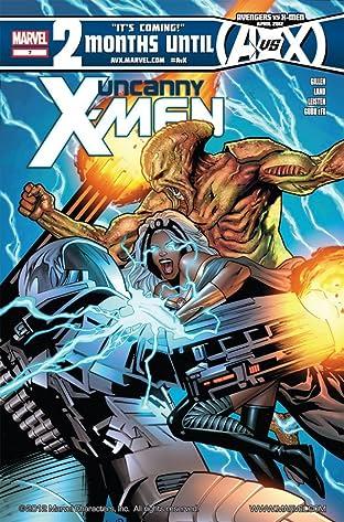 Uncanny X-Men (2011-2012) No.7