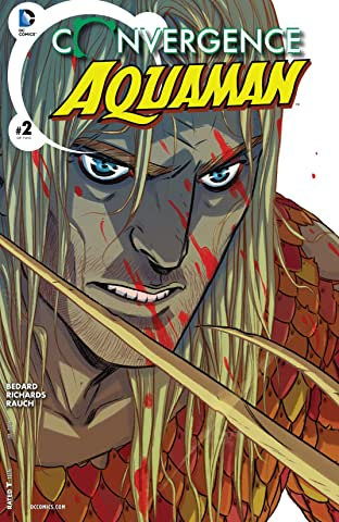 Convergence: Aquaman (2015) No.2