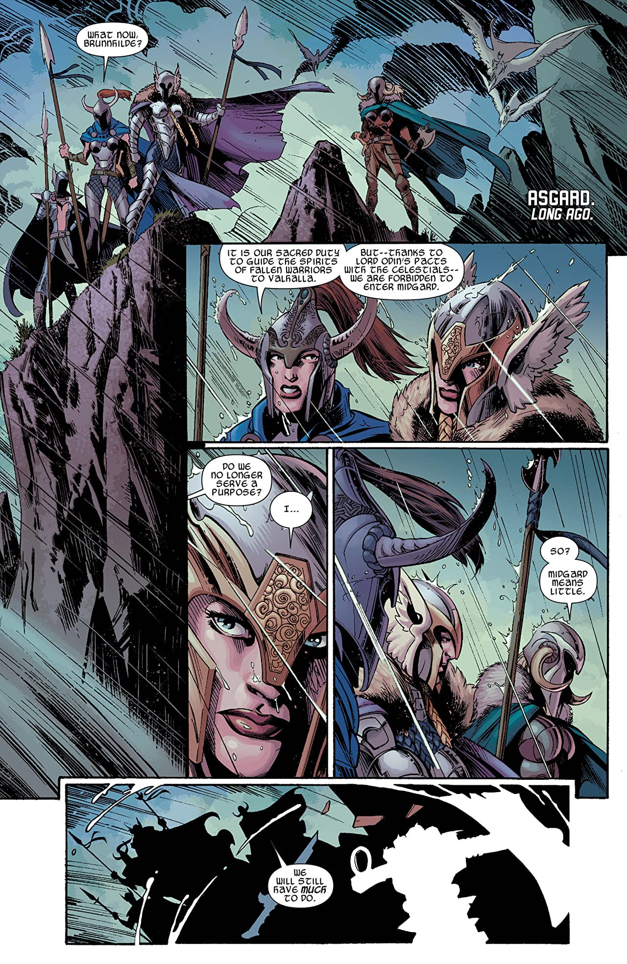 Fear Itself: The Fearless #9 (of 12)