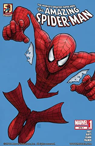 Amazing Spider-Man (1999-2013) #679.1