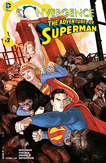 Convergence: Adventures of Superman (2015) #2