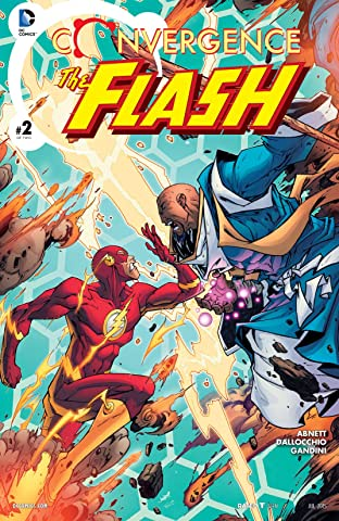 Convergence: The Flash (2015) #2
