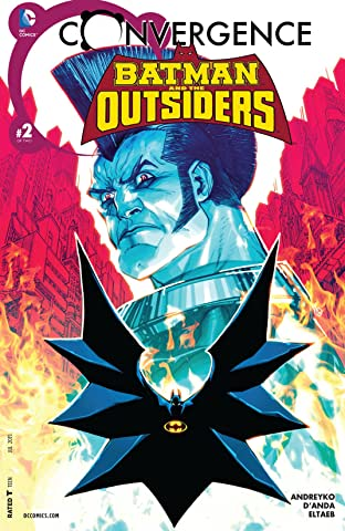 Convergence: Batman and the Outsiders (2015) No.2
