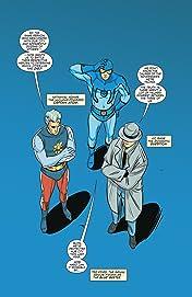 Convergence: Blue Beetle (2015) #2