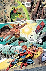 Convergence: Justice Society of America (2015) #2