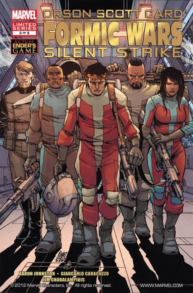 Formic Wars: Silent Strike #3 (of 5)