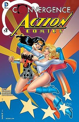 Convergence: Action Comics (2015) #2