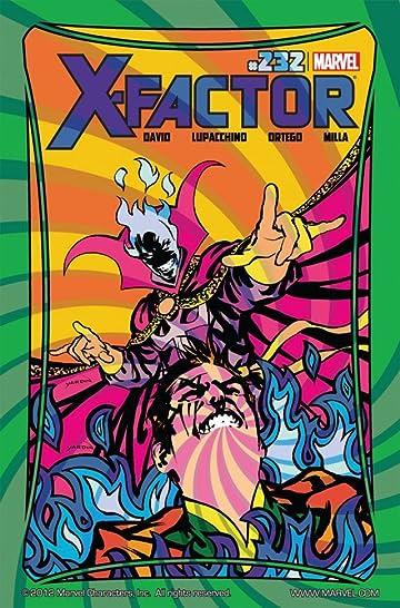 X-Factor (2005-2013) #232