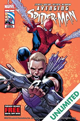 Avenging Spider-Man (2011-2013) #4