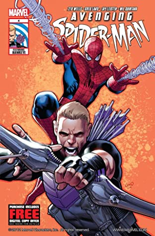Avenging Spider-Man (2011-2013) No.4