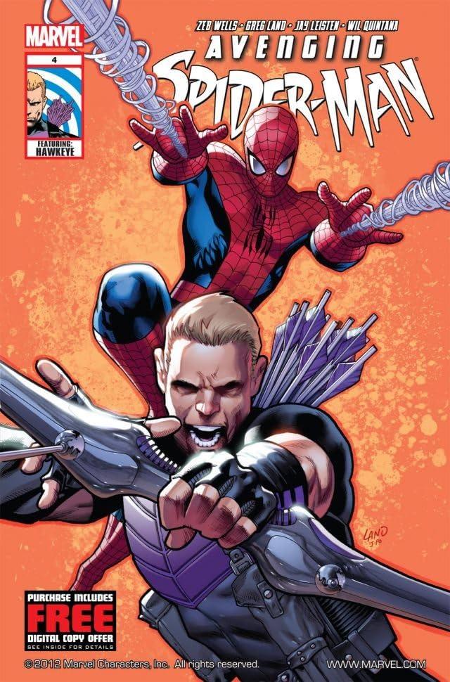 Avenging Spider-Man (2011-2013) #4