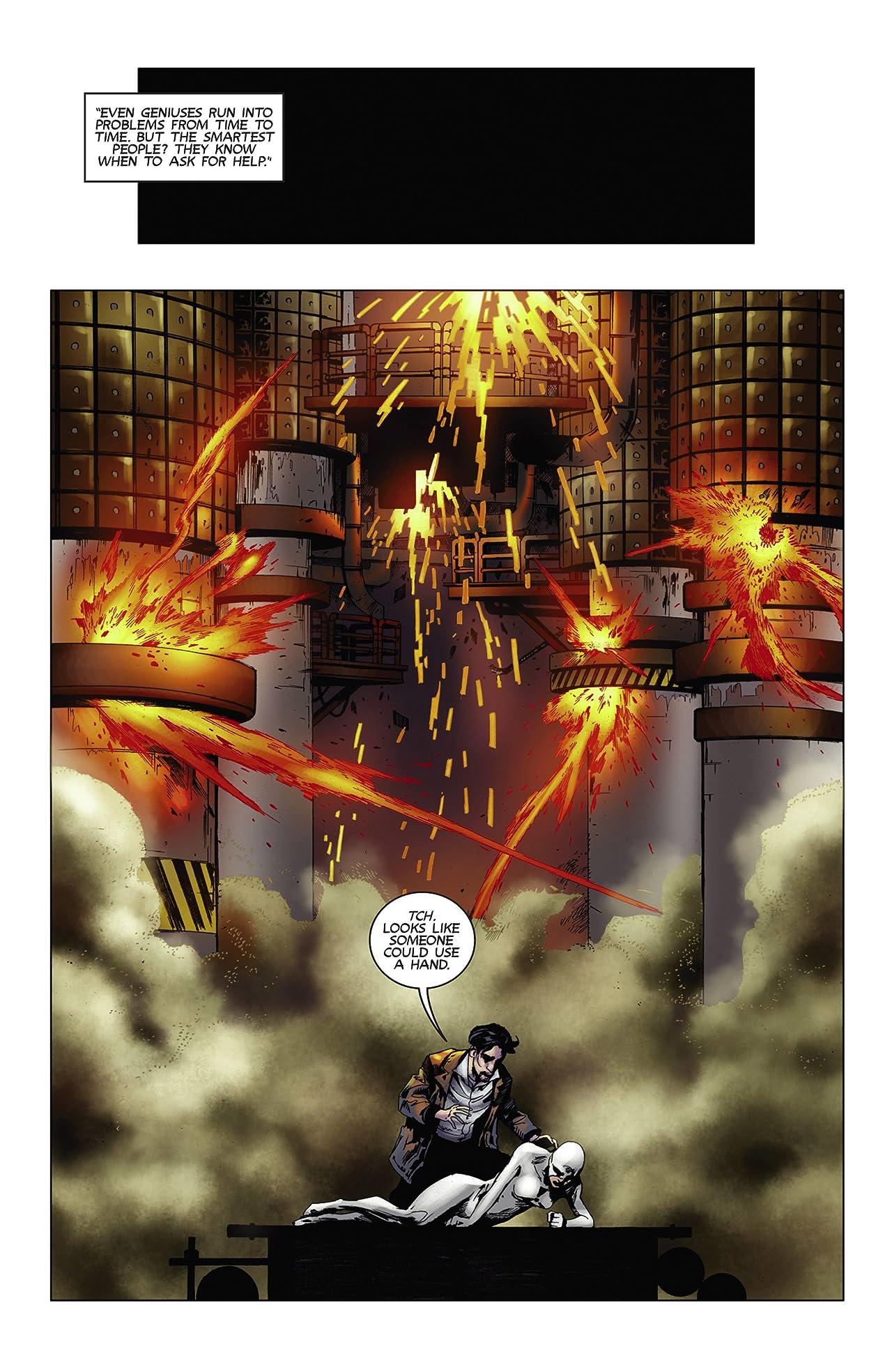 Solar: Man Of The Atom #10: Digital Exclusive Edition