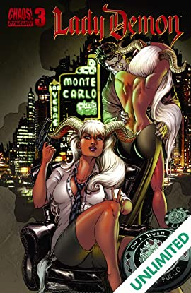 Lady Demon #3: Digital Exclusive Edition