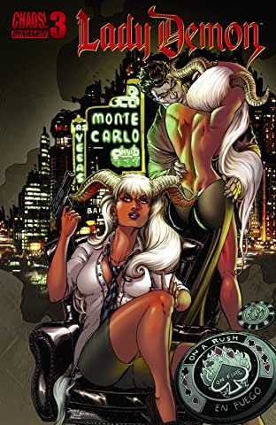 Lady Demon No.3: Digital Exclusive Edition