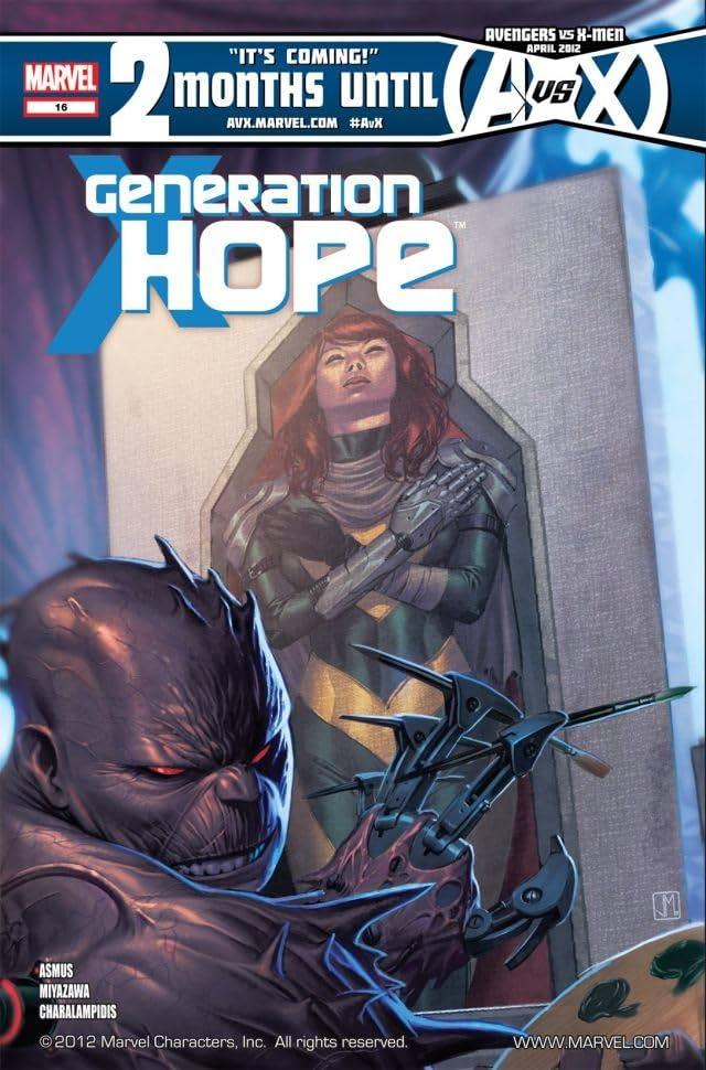 Generation Hope #16