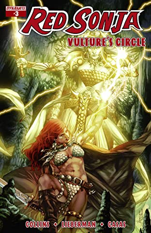 Red Sonja: Vulture's Circle #3: Digital Exclusive Edition
