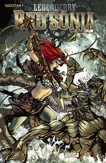 Legenderry: Red Sonja #2 (of 5): Digital Exclusive Edition