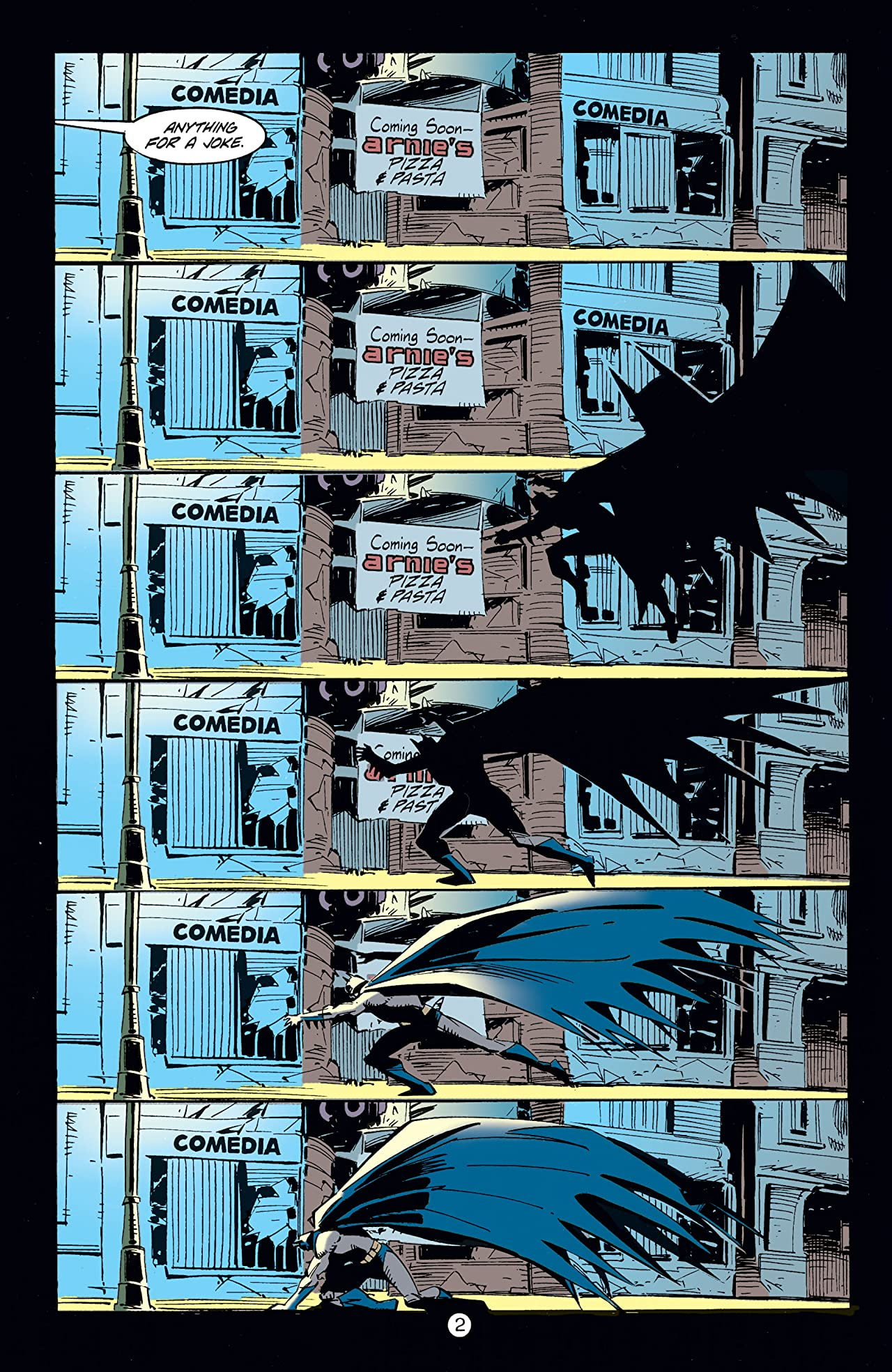 Batman: Legends of the Dark Knight #67