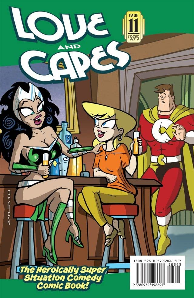 Love and Capes #11