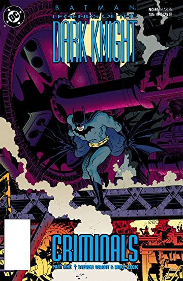 Batman: Legends of the Dark Knight #69