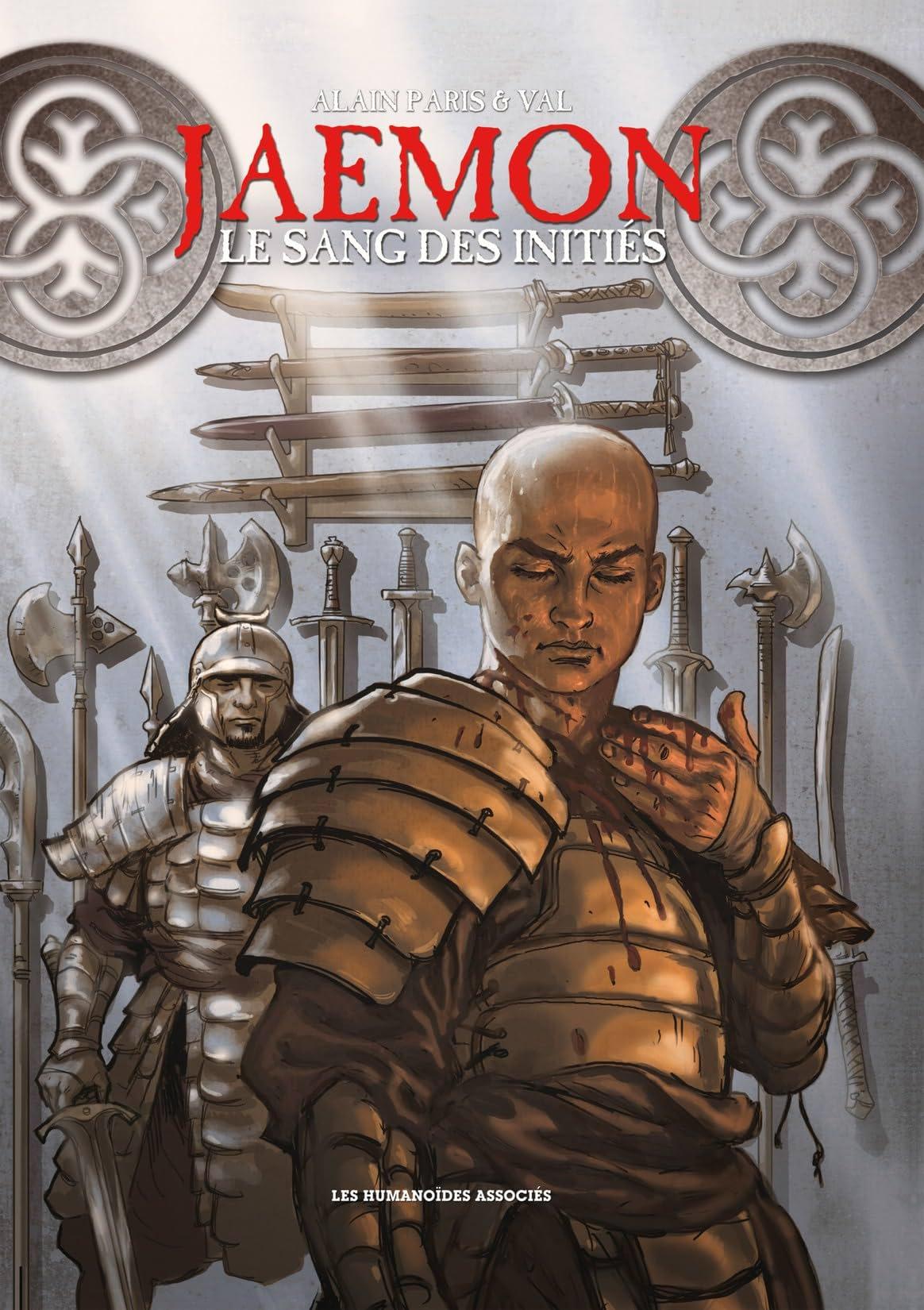 Jaemon Tome 2: Le Sang des initiés