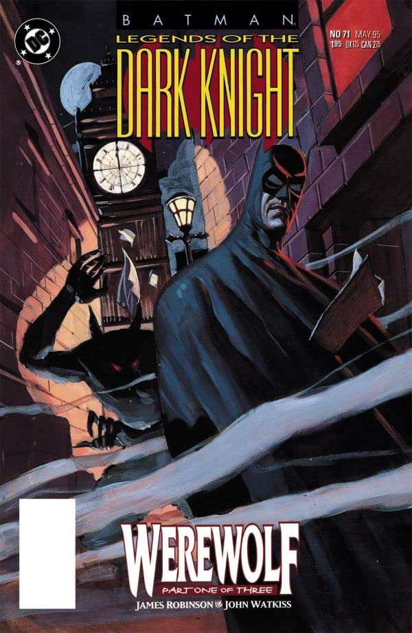 Batman: Legends of the Dark Knight #71