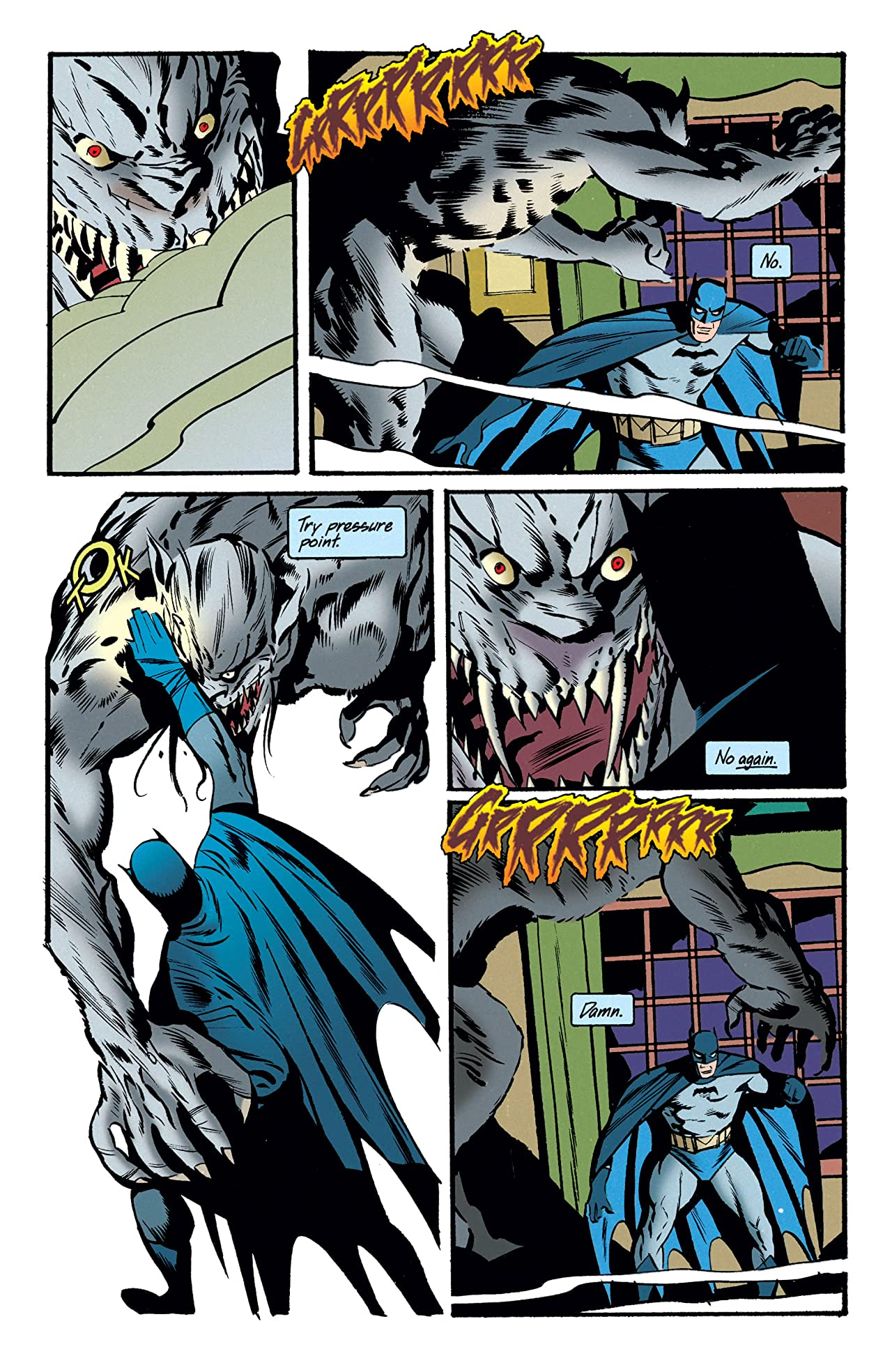 Batman: Legends of the Dark Knight #72