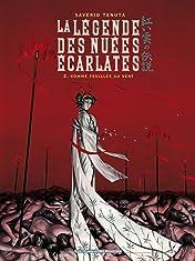 La Légende des nuées écarlates Vol. 2: Comme feuilles au vent