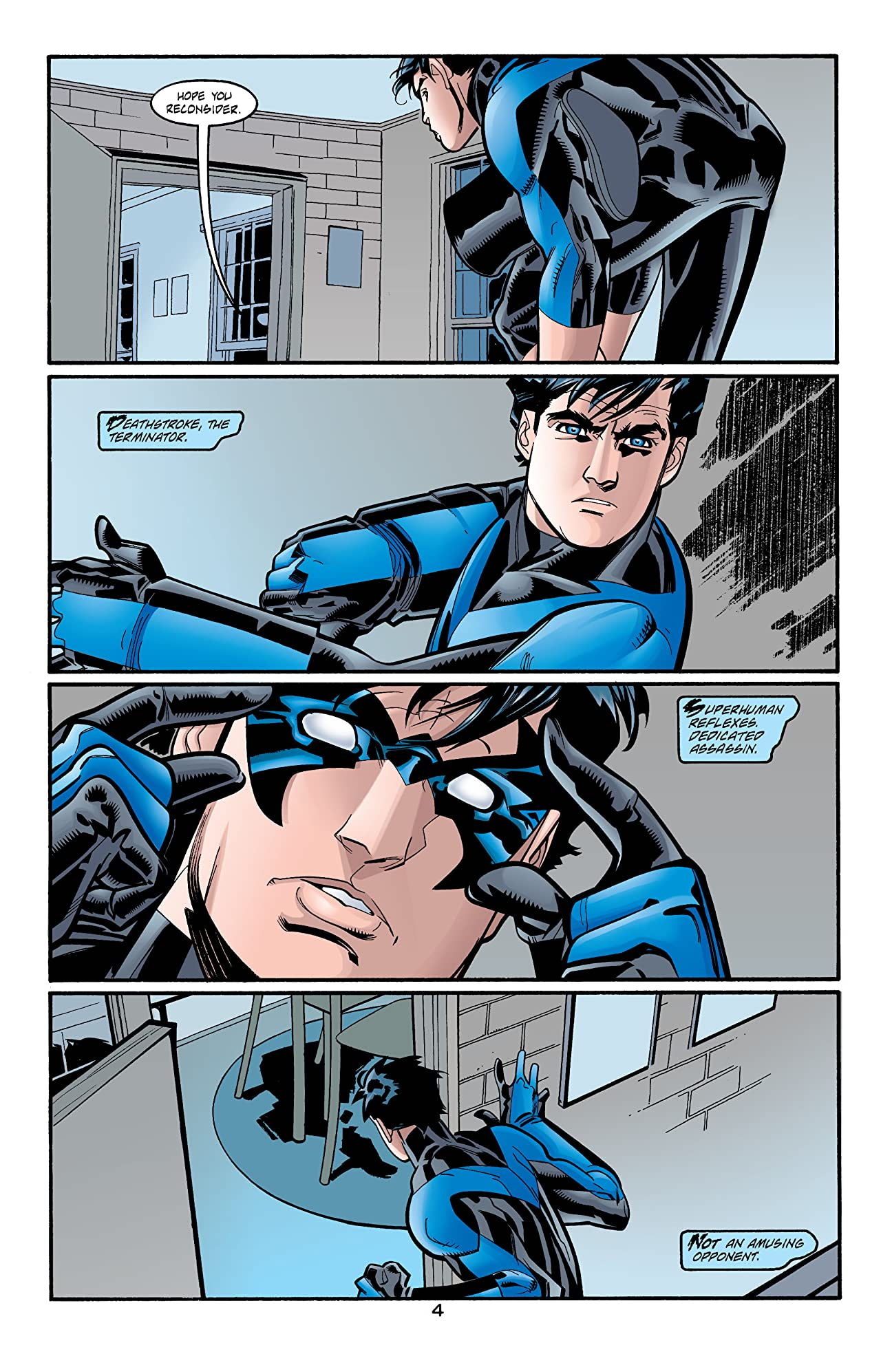 Nightwing (1996-2009) #80