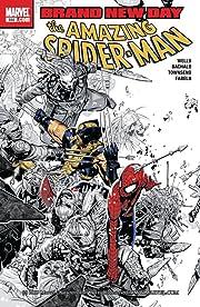 Amazing Spider-Man (1999-2013) #555