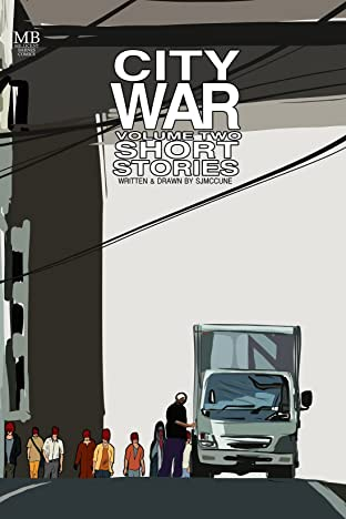 City War Vol. 2: Short Stories