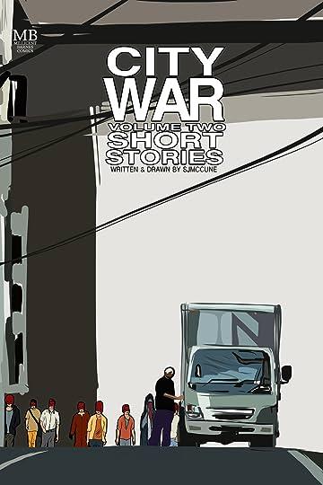 City War Vol. 2: Short Stories