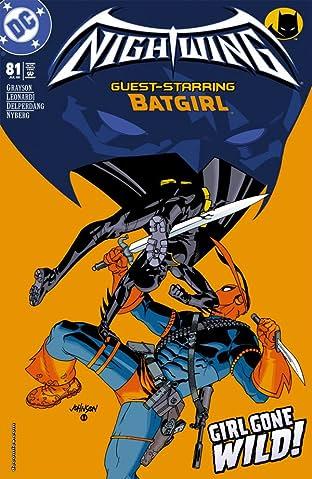 Nightwing (1996-2009) #81