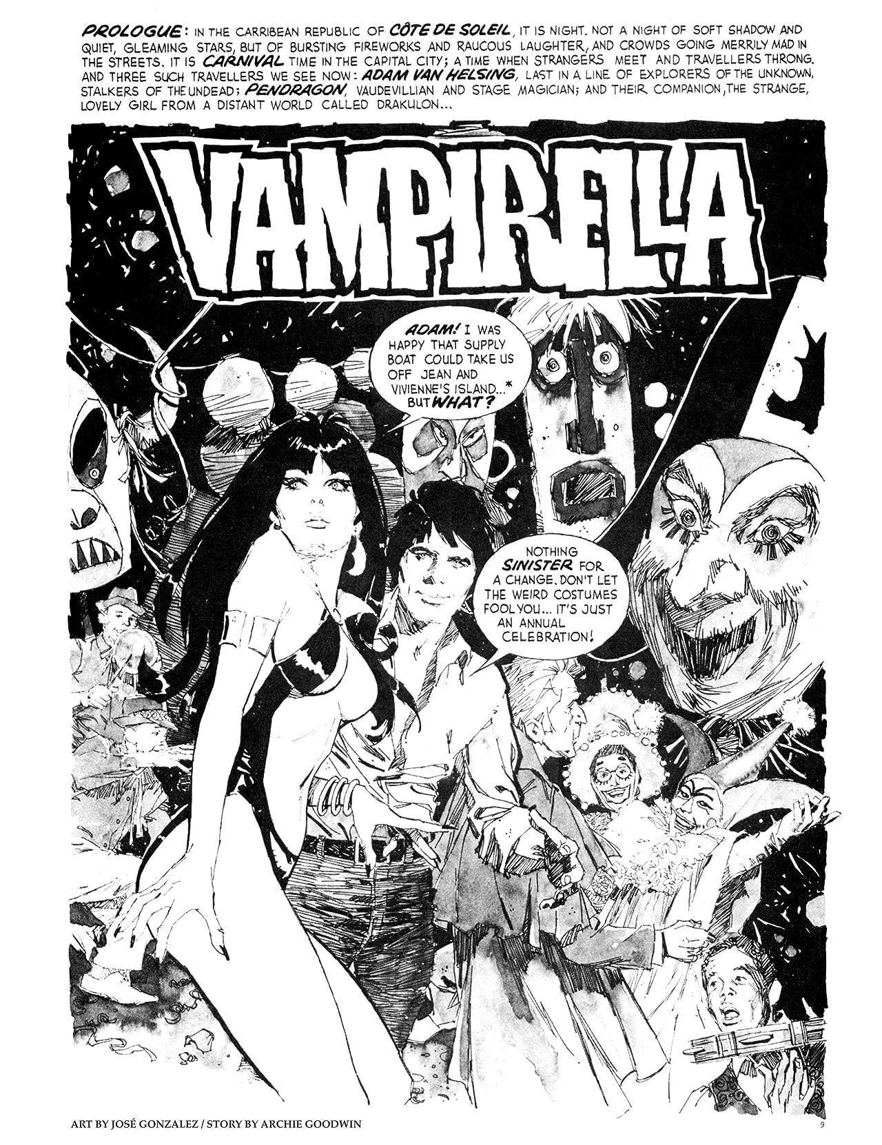 Vampirella (Magazine 1969-1983) #15