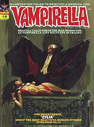 Vampirella (Magazine 1969-1983) #16